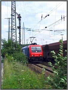 SBB-482 039 in Gremberg Nord
