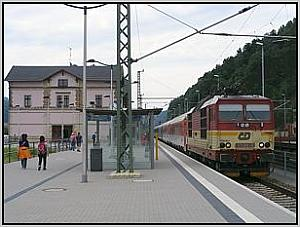 371 015 in Bad Schandau